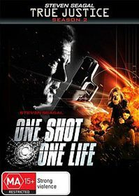 True Justice 2: One Shot One Life (DVD)