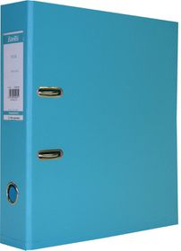 Bantex Lever Arch Polypropylene A4 70mm - Turquoise
