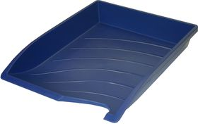Bantex Optima Letter Tray - Blue