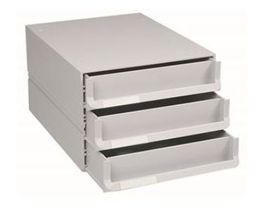 Bantex Texo Modular Storage System - 3 Drawer