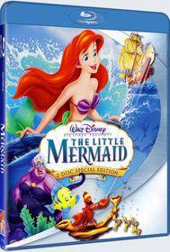 Walt Disney's Little Mermaid DE (Blu-ray)