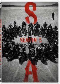 Sons Of Anarchy Season 5 (DVD)