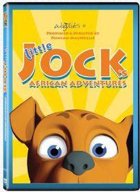 Little Jock's African Adventures (DVD)