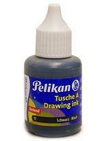 Pelikan Drawing Ink 30ml - Black (17)
