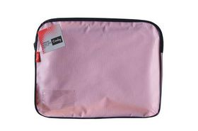 Croxley Canvas Gusset Book Bag - Pink
