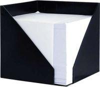 Croxley Desk Cube Complete Black