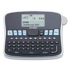 Dymo LabelManager 360D Rechargeable Electronic Label Maker