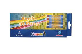 Penguin Oil Pastels (Box of 16)