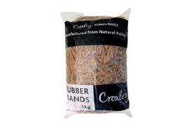 Croxley Rubber Bands NO34 1kg