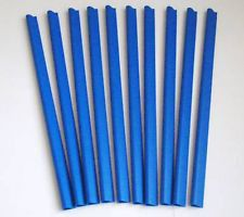 Durable Slide Binder 3mm - Blue (Pack of 10)