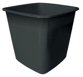 Lion Brand 17L Plastic Bin - Black