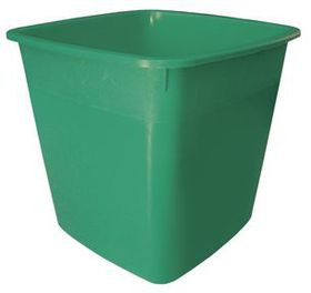 Lion Brand 17L Plastic Bin - Green