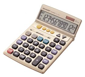 Sharp EL-792C Desktop Calculator
