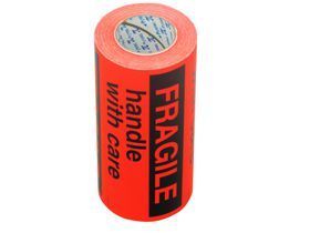 Tower Freight Information Labels - FRAGILE
