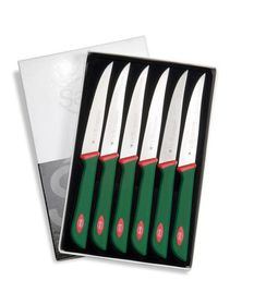 Sanelli - 6 Piece Steak Knives