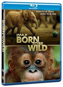 IMAX: Born to Be Wild (Import Blu-ray)