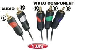 Ellies Component Ps2-3 To 5Rca