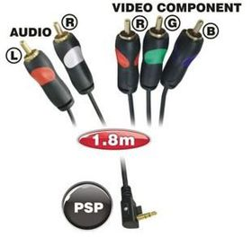 Ellies Component Cable - Psp2000 To 5Rca