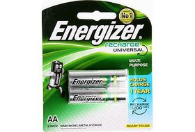 Energizer Rechargeable NiMH AA 1400 mAh Batteries