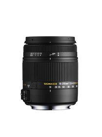 Sigma 18-250mm F3.5-6.3 DC HSM Macro Lens