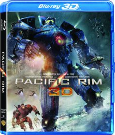 Pacific Rim (3D/2D Blu-ray)