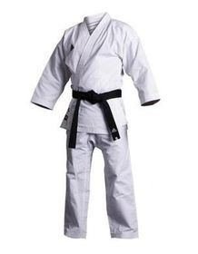 adidas Kumite Karate Training Uniform - White