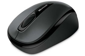 Microsoft Wireless Mobile Mouse 3500 - Black