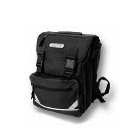Blue Juice Junior 3 Division Drawstring Backpack - Black