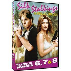 Silk Stalkings:Ryan/St John Ssns 6-8 - (Region 1 Import DVD)