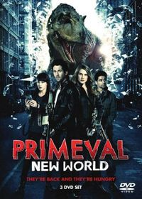 Primeval: A New World Season 1 (DVD)