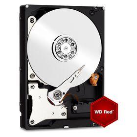 """WD Red 4TB 3.5"""" SATA 6Gb/s Internal Hard Drive"""