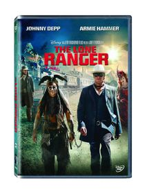 The Lone Ranger (DVD)