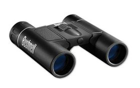Bushnell 10x25 PowerView Binoculars - Black