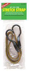"Coghlan's - 40"" Stretch Cord - Black & Yellow"