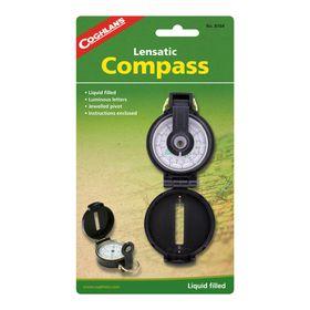 Coghlan's - Lensatic Compass - Black