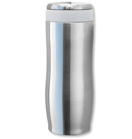 Isosteel - Personal Vacuum Container 450ml - Silver