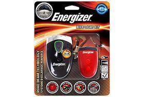 Energizer - LED Bike Light Kit - Black & Red