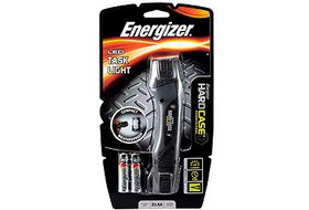 Energizer - PRO2AA1 Hard Case Pro LED Flashlight - Black