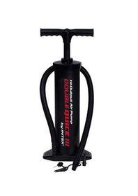 Intex - 48cm High Output PI Hand Pump - Black