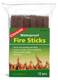 Coghlan's - Fire Sticks - Brown