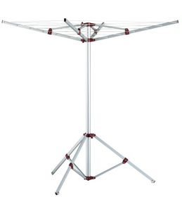 OZtrail - Deluxe Clothesline - Silver