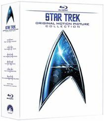 Star Trek: The Movies 1-6 - (Import Blu-ray Disc)