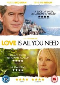 Love Is All You Need (Import DVD)