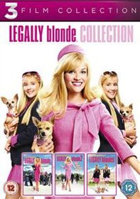 Legally Blonde/Legally Blonde 2/Legally Blondes (Import DVD)