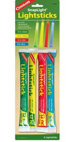 Coghlan's - Lightsticks Pack of 4 - Assorted