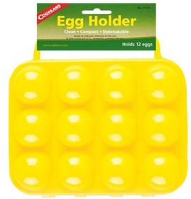 Coghlan's - Egg Holder Pack of 12 - Yellow