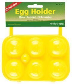Coghlan's - Egg Holder Pack of 6 - Yellow
