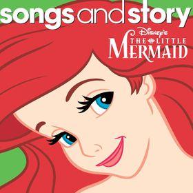 Children - Songs & Story - The Little Mermaid (CD)