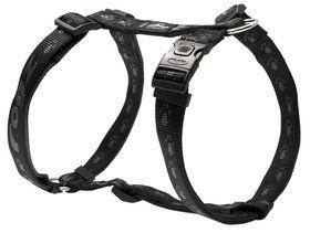 Rogz Alpinist Everest Dog H-Harness Extra Large - 25mm Black