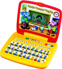 Winfun - Junior Learner Laptop - Multi Coloured